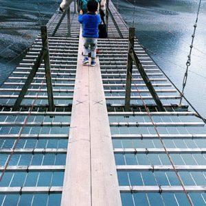 【世界のベスト10に選ばれた橋】寸又峡の「夢の吊橋」は、超おススメスポット